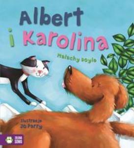 Poczytajmy razem. Albert i Karolina