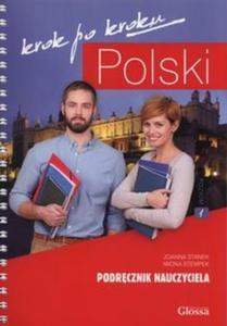 POLSKI krok po kroku podręcznik nauczyciela 1 - 2825883714