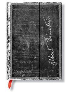 Kalendarz 2016 Albert Einstein, Relativity Midi Horizontal - 2853585134