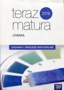 Teraz matura 2016 Chemia Zadania i arkusze maturalne - 2853585297