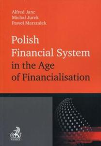 Polish Financial System in the Age of Financialisation - 2853585369