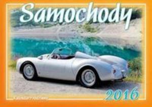 Kalendarz 2016 rodzinny WL Samochody - 2825884126