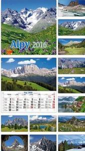 Kalendarz 2016 Alpy - 2825884458