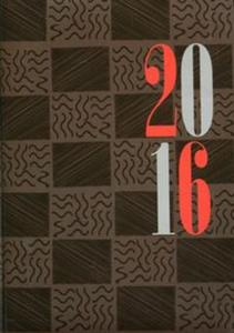 Kalendarz 2016 Agenda B5 oprawa papierowa - 2825884469