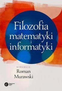 Filozofia matematyki i informatyki - 2825884724