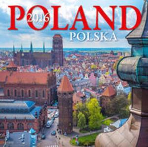 Kalendarz wielopanszowy zeszytowy WZ 1 Poland 2016 - 2825885080