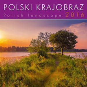 Kalendarz wielopanszowy zeszytowy WZ 2 Polski krajobraz 2016 - 2825885081