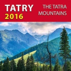 Kalendarz wielopanszowy zeszytowy WZ 3 Tatry 2016 - 2825885082