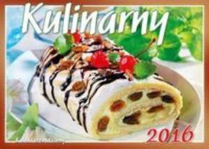 Kalendarz 2016 Kulinarny rodzinny - 2857749644