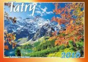 Kalendarz 2016 Tatry rodzinny - 2825885197