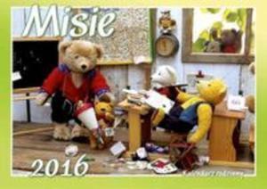 Kalendarz 2016 Misie rodzinny - 2856921176