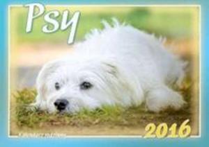 Kalendarz 2016 Psy rodzinny - 2825885199