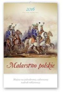 Kalendarz artystyczny 2016 RA 3 Malarstwo polskie - 2825885385