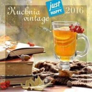 Kalendarz praktyczny 2016 PK 03 Kuchnia vintage - 2857749843