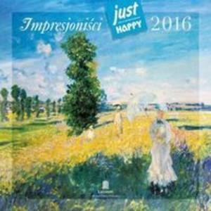 Kalendarz praktyczny 2016 PK 04 Impresjoni�ci - 2825885393