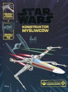 Star Wars. Konstruktor myśliwców