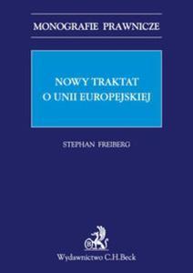 Nowy traktat o Unii Europejskiej - 2857750510
