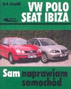 Volkswagen Polo Seat Ibiza Sam naprawiam samochód - 2825663300