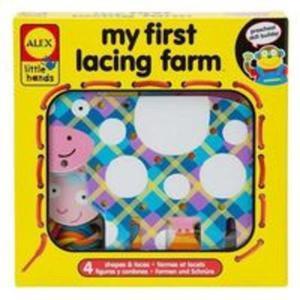 Nauka sznurowania Farma - 2825888917