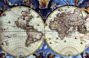 Kalendarz 2016 Jednodzielny mapa świata - 2825889551