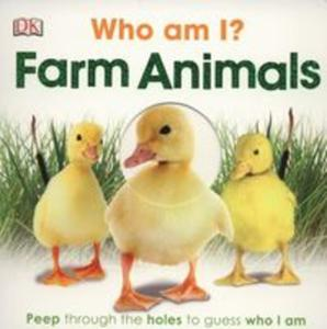 Who am I Farm Animals - 2853594638