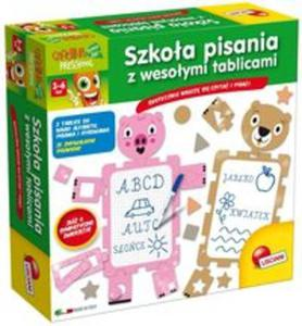 Carotina Szkoła pisania z wesołymi tablicami - 2857758169