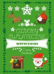 Ozdoby świąteczne Ozdoby choinkowe - 2857758505
