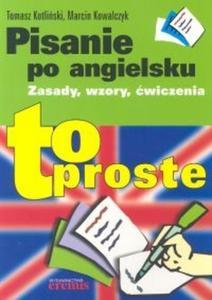 Pisanie po angielsku To proste - 2825663696