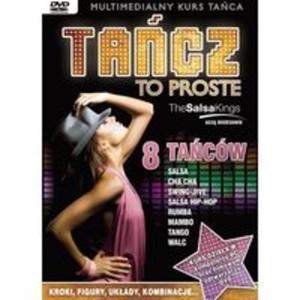 Tańcz to proste DVD - 2857759184