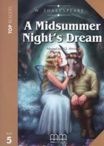 A Midsummer night's dream +CD - 2851079523