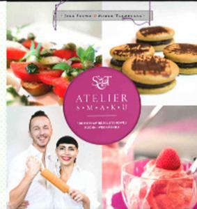 Atelier smaku. 108 potraw bezglutenowej kuchni wegańskiej - 2857759878