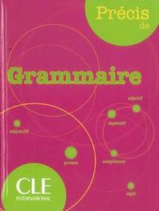 Precis de Grammaire - 2857760268