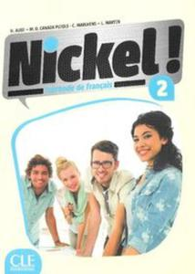 Nickel 2 podręcznik + DVD - 2825895826