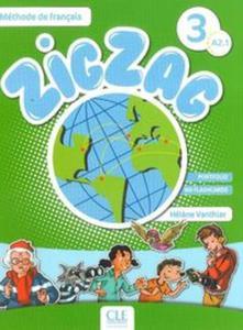 Zig zag 3 podręcznik - 2856931805