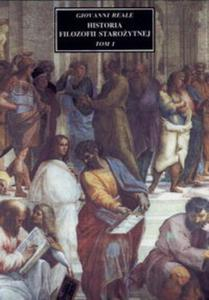 Historia filozofii starożytnej Tom 1 Od początków do Sokratesa