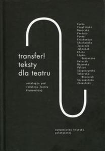 Transfer Teksty dla teatru