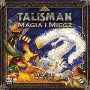 Talisman Magia i Miecz Miasto - 2825898223