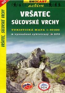 Vršatec, Súlovské Vrchy, 1:50 000 - 2853600255