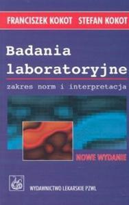 Badania laboratoryjne - 2825664098