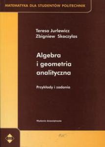 Algebra i geometria analityczna - 2853604223