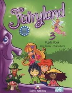 Fairyland 3 Pupil's Book + eBook - 2853604480