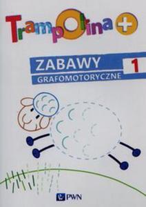 Trampolina + Zabawy grafomotoryczne 1 - 2857767889