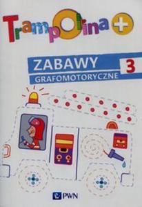 Trampolina + Zabawy grafomotoryczne 3 - 2857767891