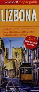 Lizbona 2w1 przewodnik i mapa - 2857769634