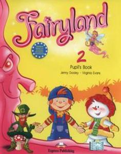 Fairyland 2 Pupil's Book + eBook - 2825906965
