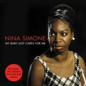 Nina Simone-my baby just cares for me 2CD - 2857771689