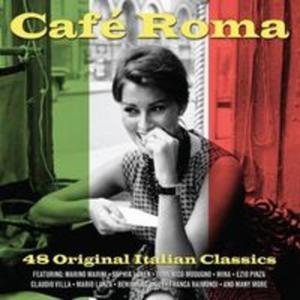 Cafe Roma 2CD - 2825907253