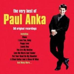 Paul Anka - The Very Best Of 2Cd - 2825908524