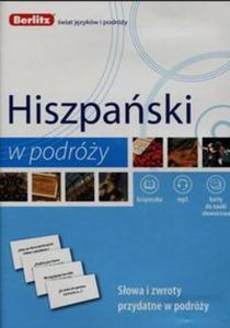 Hiszpański w podróży Pakiet 3w1 Audio - 2857775171