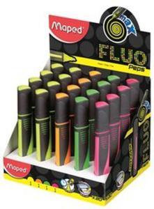 Zakreślacz Fluo Peps Max display 20 sztuk mix - 2857776123